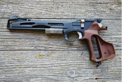 Пистолет пневматический МР-657 (спортивный)