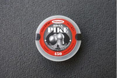 Пули Люман Domed Pike 4, 5мм 0, 7г (400шт)