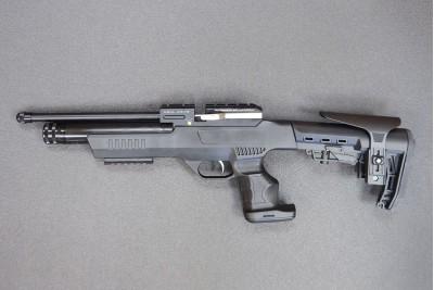 Пистолет PCP Kral Puncher NP-01 кал 4, 5мм, пластик