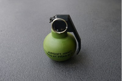 Граната ручная имитационная TAG-67 (осколочная)