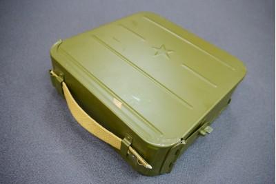 Лента к пулемету Максим к ПК метал. на 250 патронов в ящике