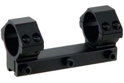 Кронштейн Leapers AccuShot с кольцами 25, 4 мм для установки на призму 10-12 мм (RGPM2PA-25M4)