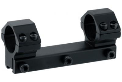 Кронштейн Leapers с кольцами 30 мм, для установки на призму 10-12 мм, средний (RGPM2PA-30M4)