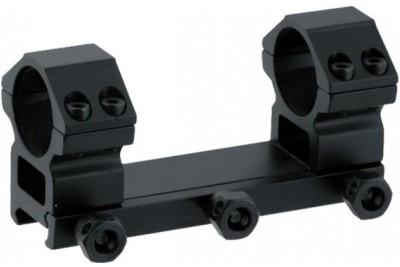 Кронштейн Leapers с кольцами 25, 4мм на Weaver (RGWM2PA-25M4)