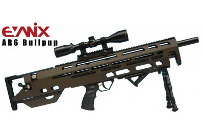 Винтовка пневматическая EVANIX Hunting Master 3D Bull-PuP калибр 4, 5мм