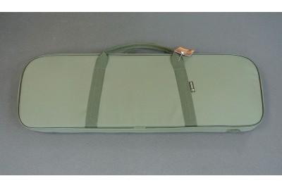 Чехол VEKTOR К-10к из капрона для двуствольного ружья в разобранном виде с доп. карманом