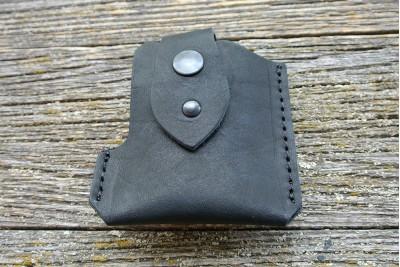 Кобура для аэрозольного пистолета Оберег, кожа