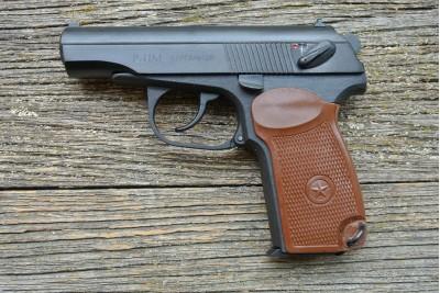 Пистолет Макарова ММГ Р-ПМ