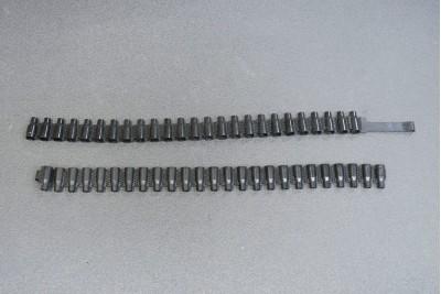 Лента к пулемету Максим к ПК метал. на 25 патронов (раритет)