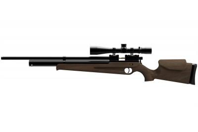 Пневматическая винтовка PCP ATAMAN M2R карабин (Орех) кал. 5, 5мм Компакт (115С/RB)