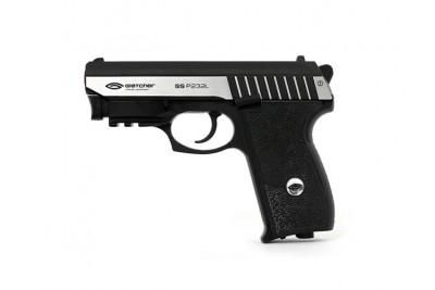 Пистолет пневматический Gletcher SS P232L (с лазерным целеуказателем)