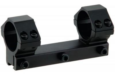 Кронштейн Leapers AccuShot с кольцами 25, 4 мм для установки на призму 10-12 мм (RGPM2PA-25H4)