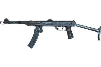 Пистолет-пулемет Судаева ППС-43 (ММГ) 1954г.в, приклад металл