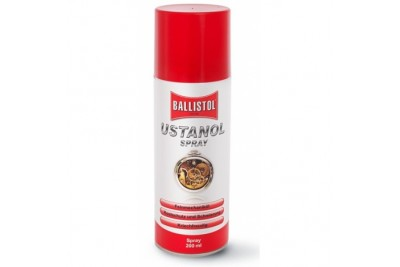 Масло оружейное BALLISTOL USTANOL SPRAY 200 мл (Германия)