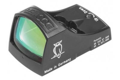 коллиматорный прицел DOCTERsight III автояркость + 3 ручн.режима, паралакс 40м, точка 3, 5MOA, 25гр., цвет - черный