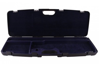 Кейс Negrini для гладкоствольного оружия, с отделениями, вельвет, макс. длина стволов до 780 мм