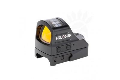 коллиматор Holosun OpenELITE micro открытый, солн.бат., точка 2МОА GREEN, подсв 12 (+NV), 67г купить с доставкой.