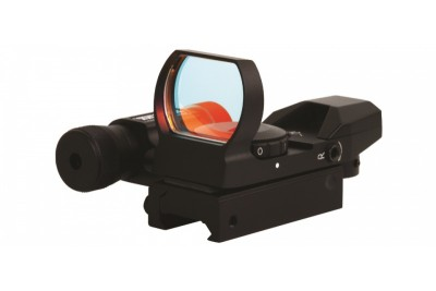 Коллиматор Sightmark панорамный с ЛЦУ, 4 марки, крепление на планку 11 мм (ласточкин хвост)