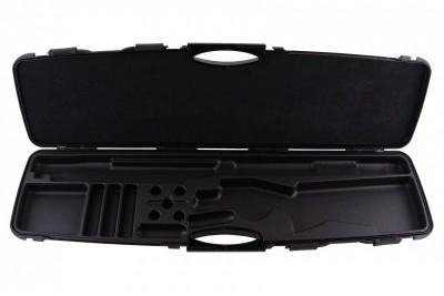 кейс Negrini для гладкоствольного оружия с 2-мя стволами, с отделениями, стволы до 940 мм, внутр. ра
