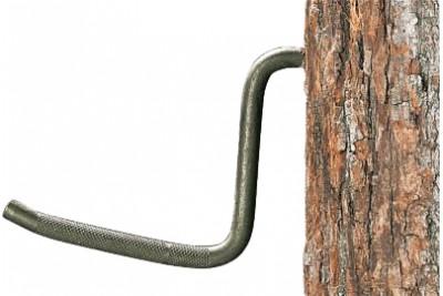 Ступени вкручивающиеся в дерево, камуфляжные (1уп./50шт.)