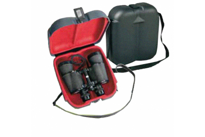 Футляр Negrini для бинокля с плечевым ремнем, пластик ABS, внутр. размер 21, 5*22*8 см (18 шт./уп.)