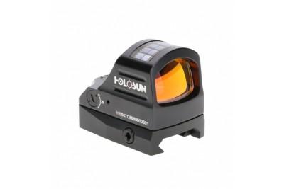 коллиматор Holosun OpenReflex micro открытый, солн.бат., точка/круг/круг-точка 2/32МОА, подсв12(+NV), RED, 67г купить с доставкой.