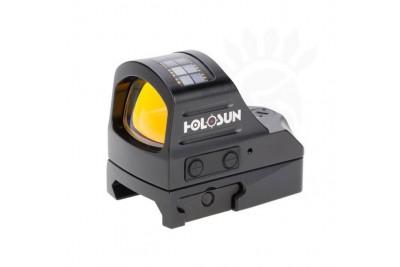 Коллиматор Holosun OpenReflex micro открытый, солн.бат., точка 2МОА, подсв12(+NV), RED, 67г