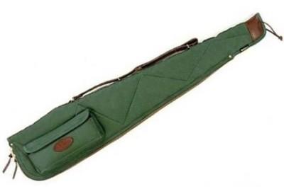 Чехол Allen для ружья 132 см с карманом зелёный (3 шт./уп.)