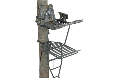 Лабаз с лестницей, приставной к дереву, высота 5, 48 м Brotherhood DLX Ladder, RT AP