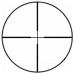 Прицел оптический Target Optic 3-9x50 крест, без подсветки (TO-3950)