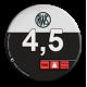 Пули RWS, Geсo 4,5мм