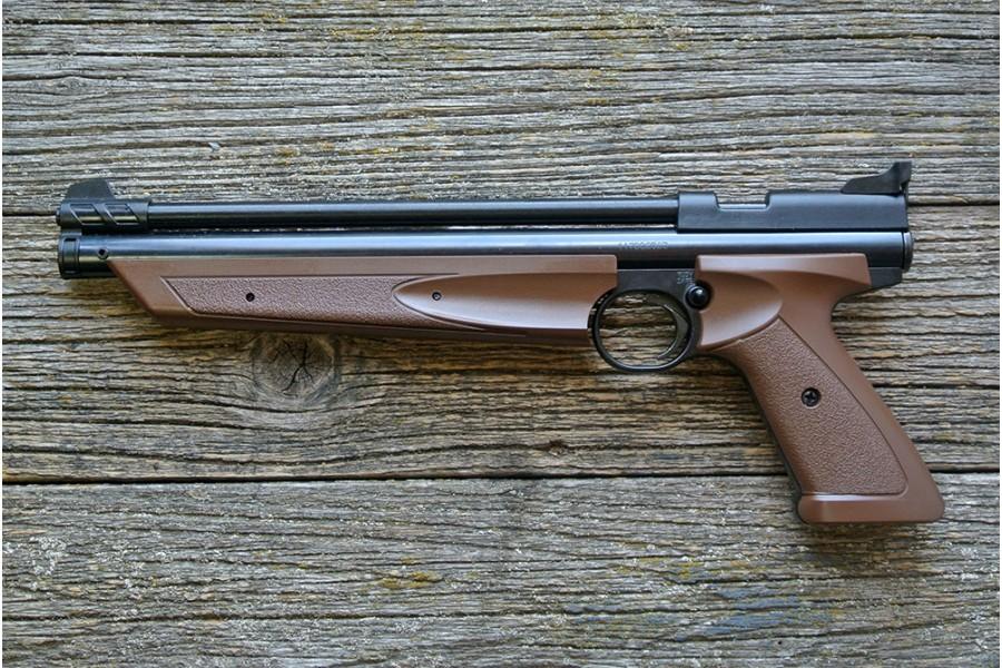 Пистолет пневматический Crosman 1377 купить с доставкой