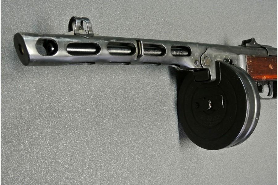 Охолощенное оружие ппш